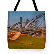 Seri Empangan Bridge Tote Bag