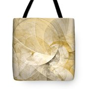 Series Abstract Art In Earth Tones 1 Tote Bag