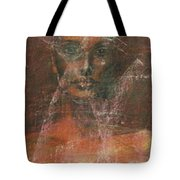 Serious Bride Mirage  Tote Bag