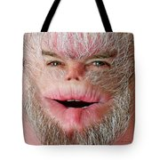 Serious Harry Tote Bag