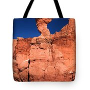 Serpent On The Cliff Tote Bag