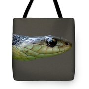 Serpent Profile Tote Bag