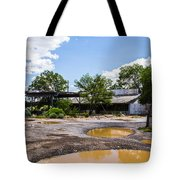 Service Station Tote Bag