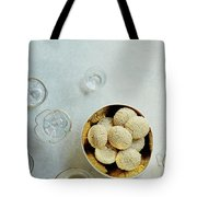 Sesame Cookies Tote Bag