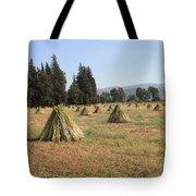 Sesame Harvest Tote Bag
