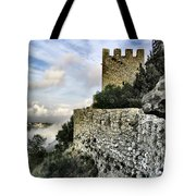 Sesimbra Castle Tote Bag