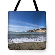 Sestri Levante And Beach Tote Bag