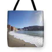 Sestri Levante With The Beach Tote Bag