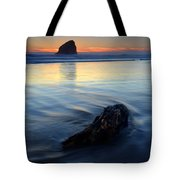 Set In Sand Tote Bag