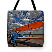 Set To Fly Tote Bag