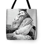 Seth Kinman (1815-1888) Tote Bag