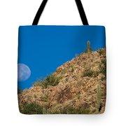 Setting Moon Tote Bag
