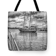 Setting Sail Tote Bag