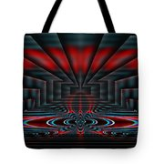 Setting The Stage Tote Bag