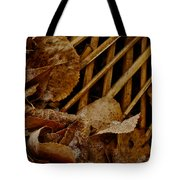 Settled Leaves  Tote Bag