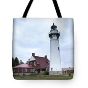 Seul Choix Point Lighthouse Tote Bag