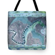 Seven Of Cups Tote Bag