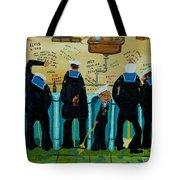 Seven Sailors Tote Bag