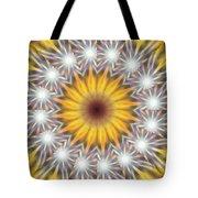 Seven Sistars Of Light K1 Tote Bag