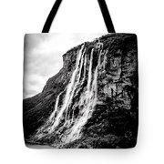Seven Sisters Waterfall Tote Bag