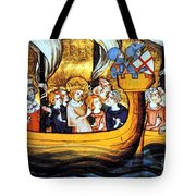 Seventh Crusade 13th Century Tote Bag