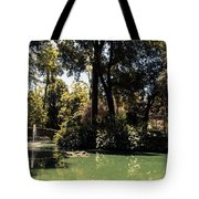 Autumn In Seville Tote Bag