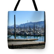 Seward Alaska Bay Tote Bag