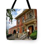 Sewickley Municipal Hall Tote Bag