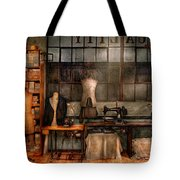 Sewing - Industrial - Quality Linens  Tote Bag