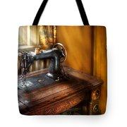 Sewing Machine  - The Sewing Machine  Tote Bag