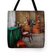 Sewing - Sewing Can Be Rewarding Tote Bag