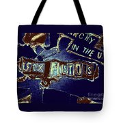 Sex Pistols - Anarchy In The Uk Tote Bag