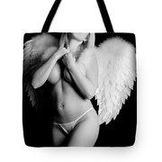Sexy Angel  Tote Bag