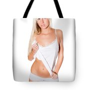 Sexy Blonde Tote Bag