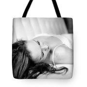 Sexy Serenity Tote Bag