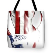 Sexy Stars And Stripes Tote Bag