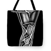 Sexy Stockings Tote Bag