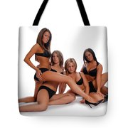 Sexy Times 4 Tote Bag