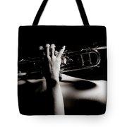 Sexy Trumpet Tote Bag