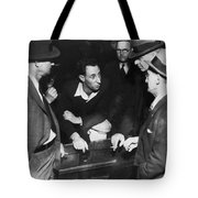Sf Labor Leader Harry Bridges Tote Bag