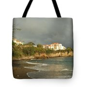 Sgu Library Storm Clouds Tote Bag