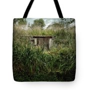 Shack In The Park Tote Bag
