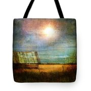 Shack On The Prairie Corner  Tote Bag