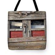 Shack Window Tote Bag