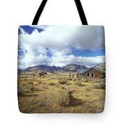 Shacks On 395 Tote Bag