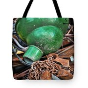 Shade And Chain Tote Bag