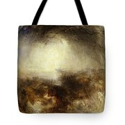 Shade And Darkness - The Evening Of The Deluge Tote Bag