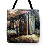 Shade For My Horse Tote Bag
