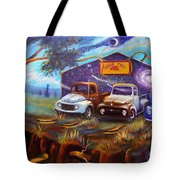 Shade Tree Hot Rods Tote Bag