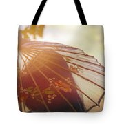 Shaded From The Sun Tote Bag